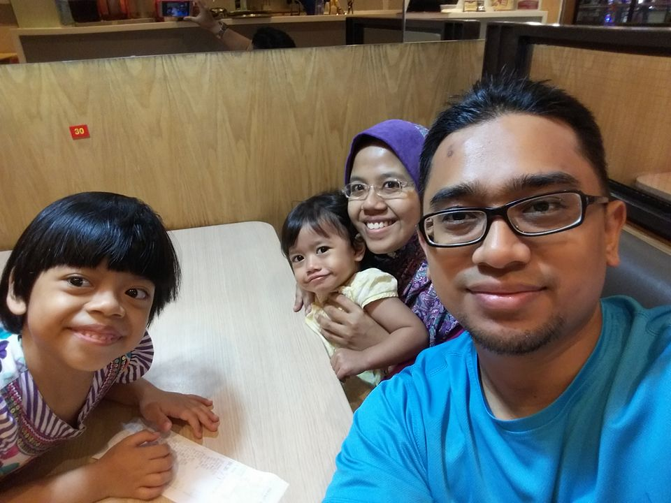 22 Disember 2016 #familypotrait