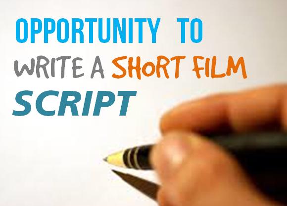how to write a film script