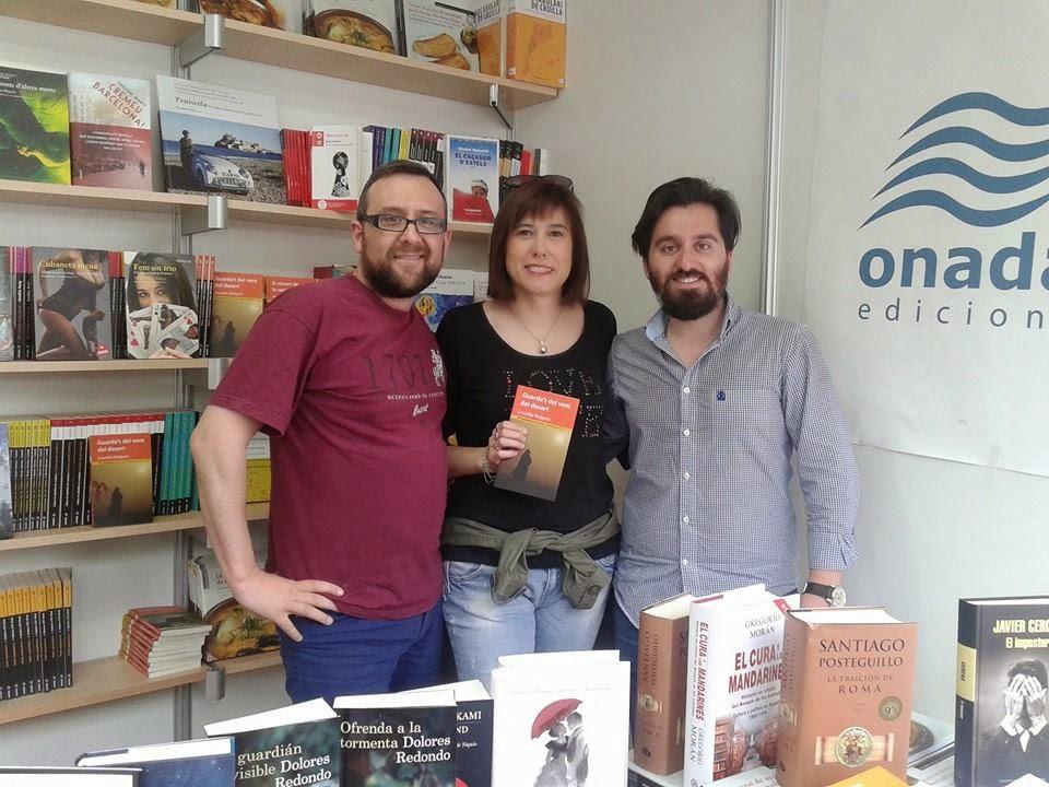 Fira del Llibre de València 2015