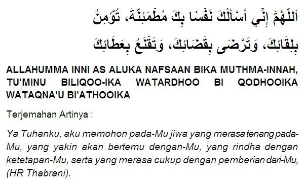 17 Doa Amalan Supaya Hati Tenang Dalam Islam Yang Paling