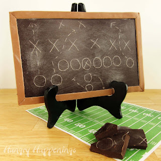 chocolate chalkboard