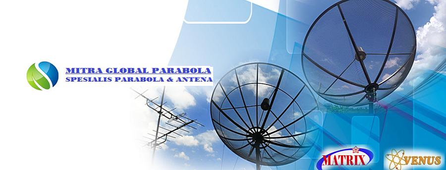 Pasang Parabola Venus Bebas Iuran Bergaransi