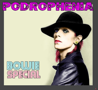 Tonight! Podrophenia – a Bowie Special and Eight Rounds Rapid secret single revealed MP3