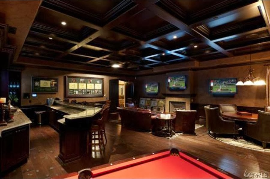 Man Cave Bar Seating : Man page entertainment for men awesome caves