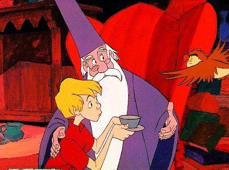 Merlin and Arthur Sword in the Stone disneyjuniorblog.blogspot.com