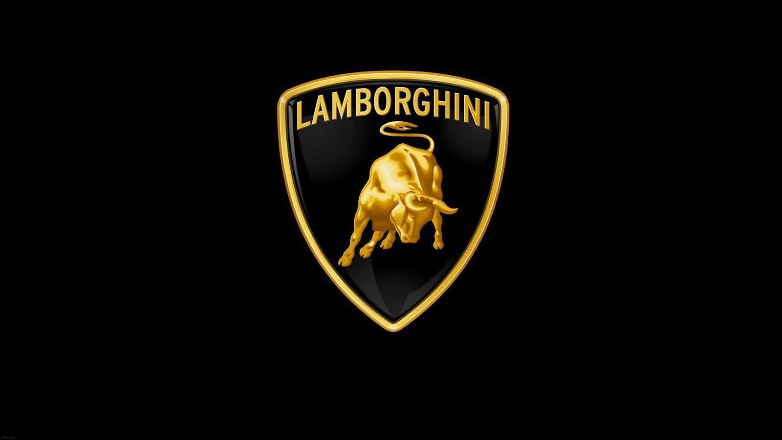 Lamborgini Car Logo Hd Wallpaper