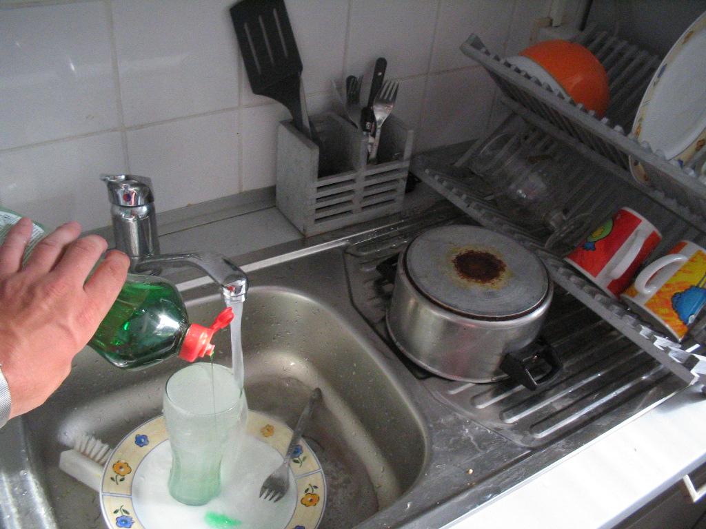 Productos la nonna junio 2011 for Limpieza y desinfeccion de equipos y utensilios de cocina