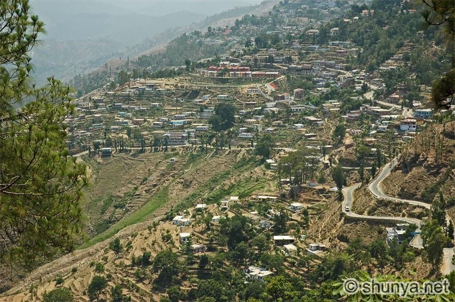 Uttarakhand Tourism Almora Visit