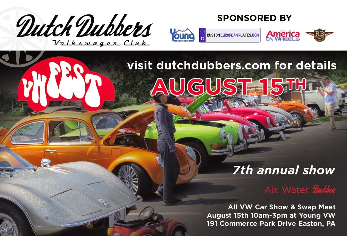 Volkswagen Car Club Lehigh Valley PA Allentown Bethlehem - Vw car show this weekend