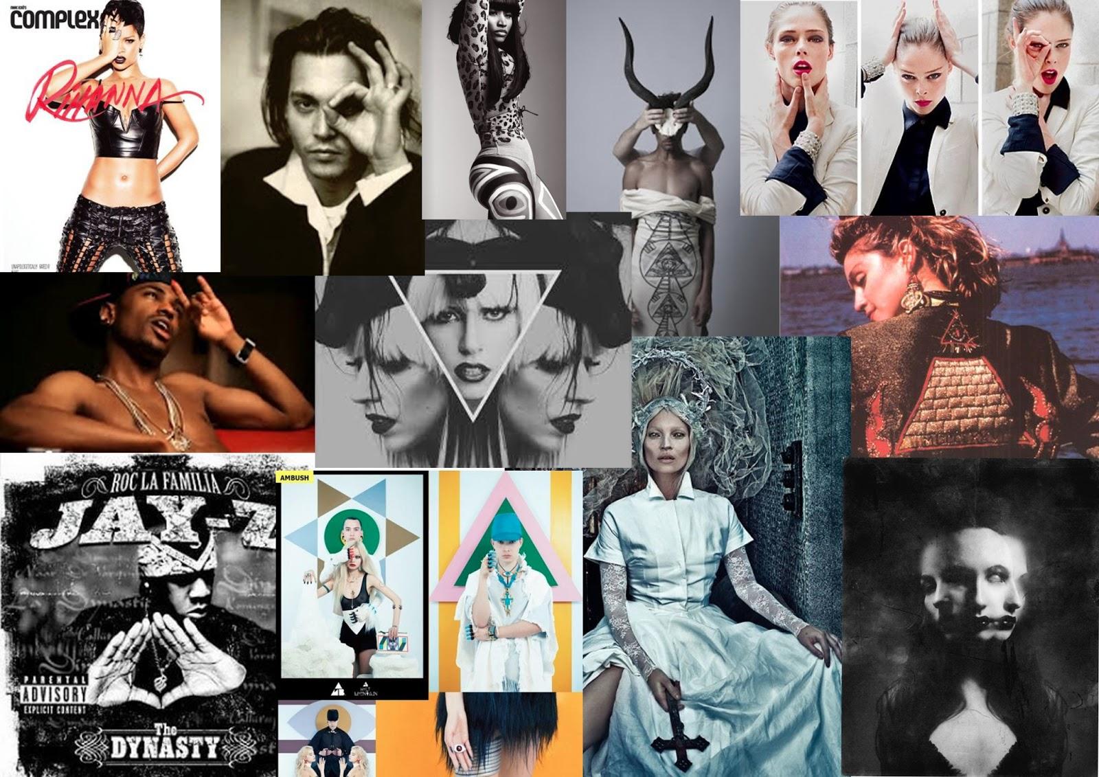 Illuminati symbolic shoot magazine project poses will include biocorpaavc Choice Image