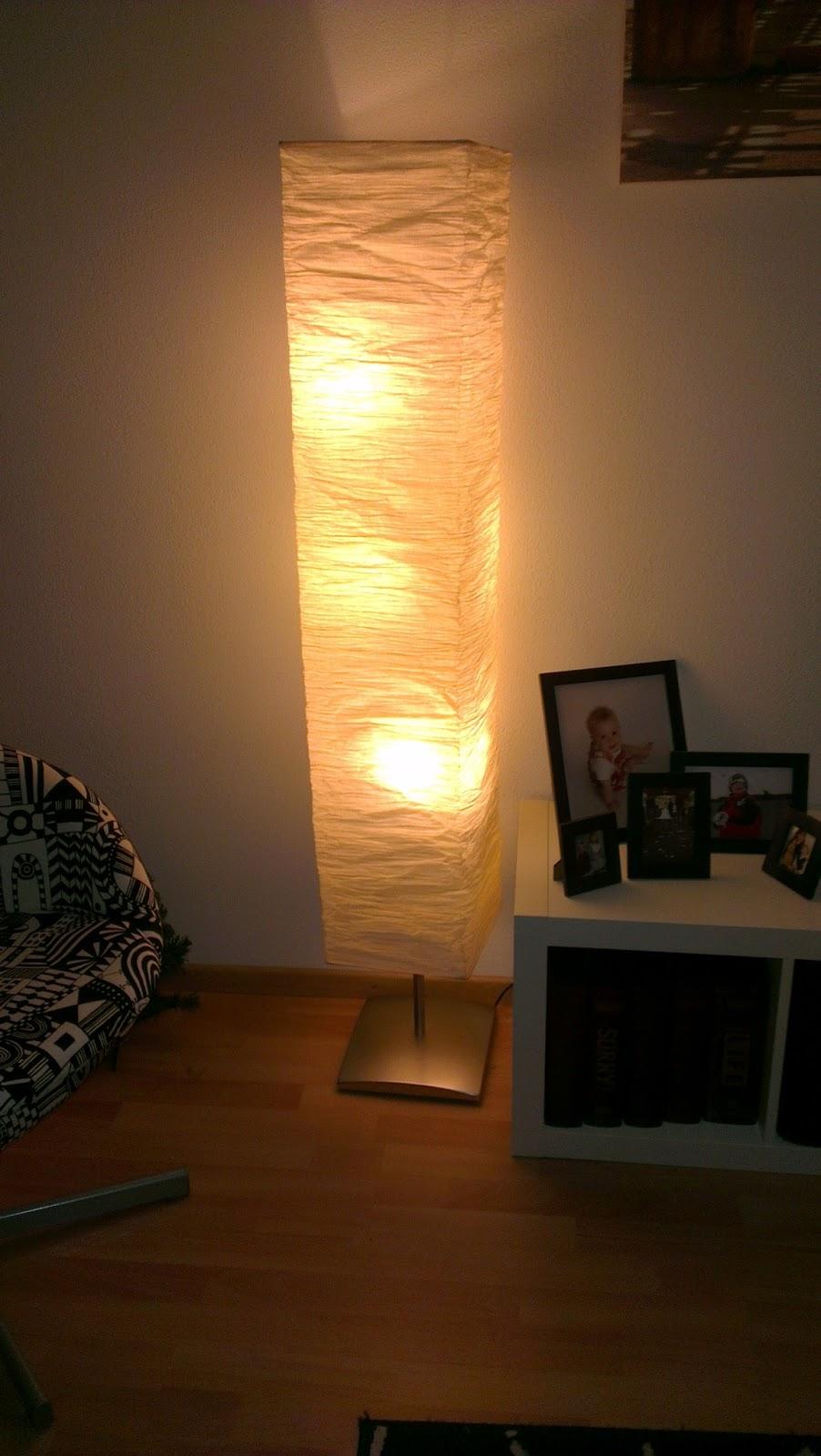 Ikea Grundtal Hanging Pot Rack ~ Ace the Adventure IKEA Vrijdag Orgel Vreten Staand Lamp Floor Lamp
