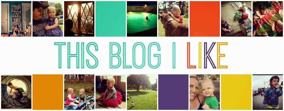 This Blog I Like