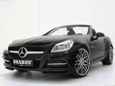 Brabus Mercedes-Benz SLK-Class 2012