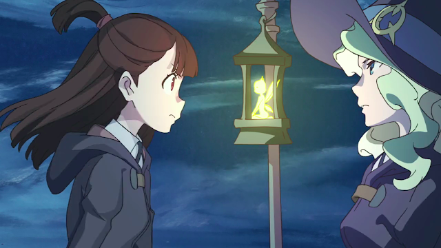 Little Witch Academia The Enchanted Parade