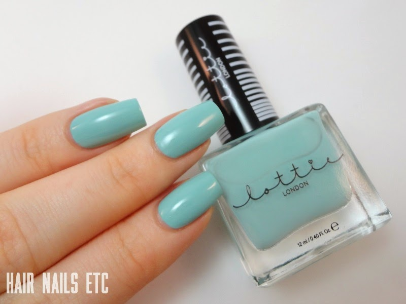 Lottie London Nail Polish Swatch and Review - Retweet - www.hairnailsetc.com