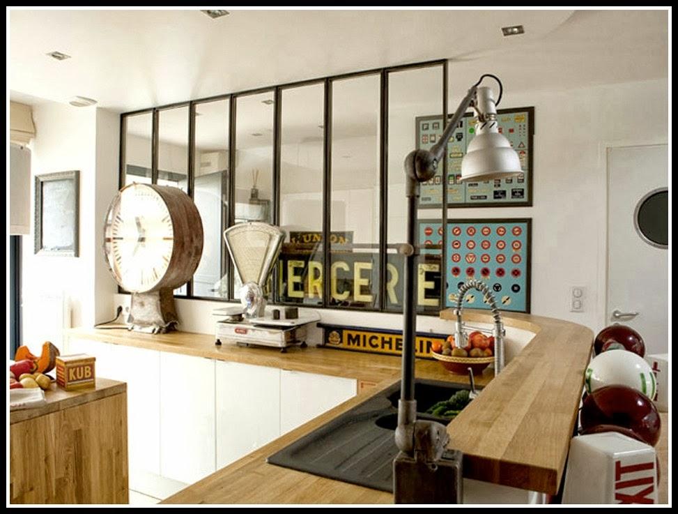 Js home collection estilo industrial for Despacho estilo industrial