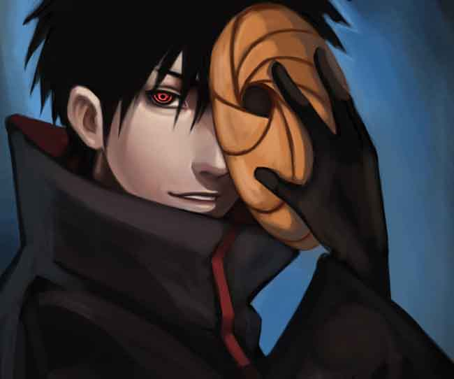 Tobi Naruto Action Wallpapers