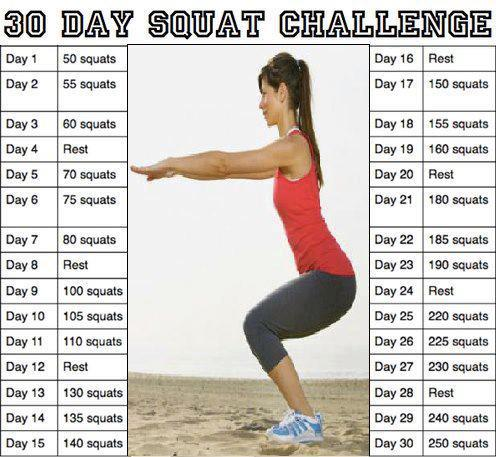 30 Day Dumbbell Challenge: Day 1