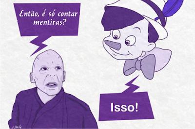 Ossos Graúdos #8: 'Voldemort ainda não desistiu de ter um nariz' | Ordem da Fênix Brasileira