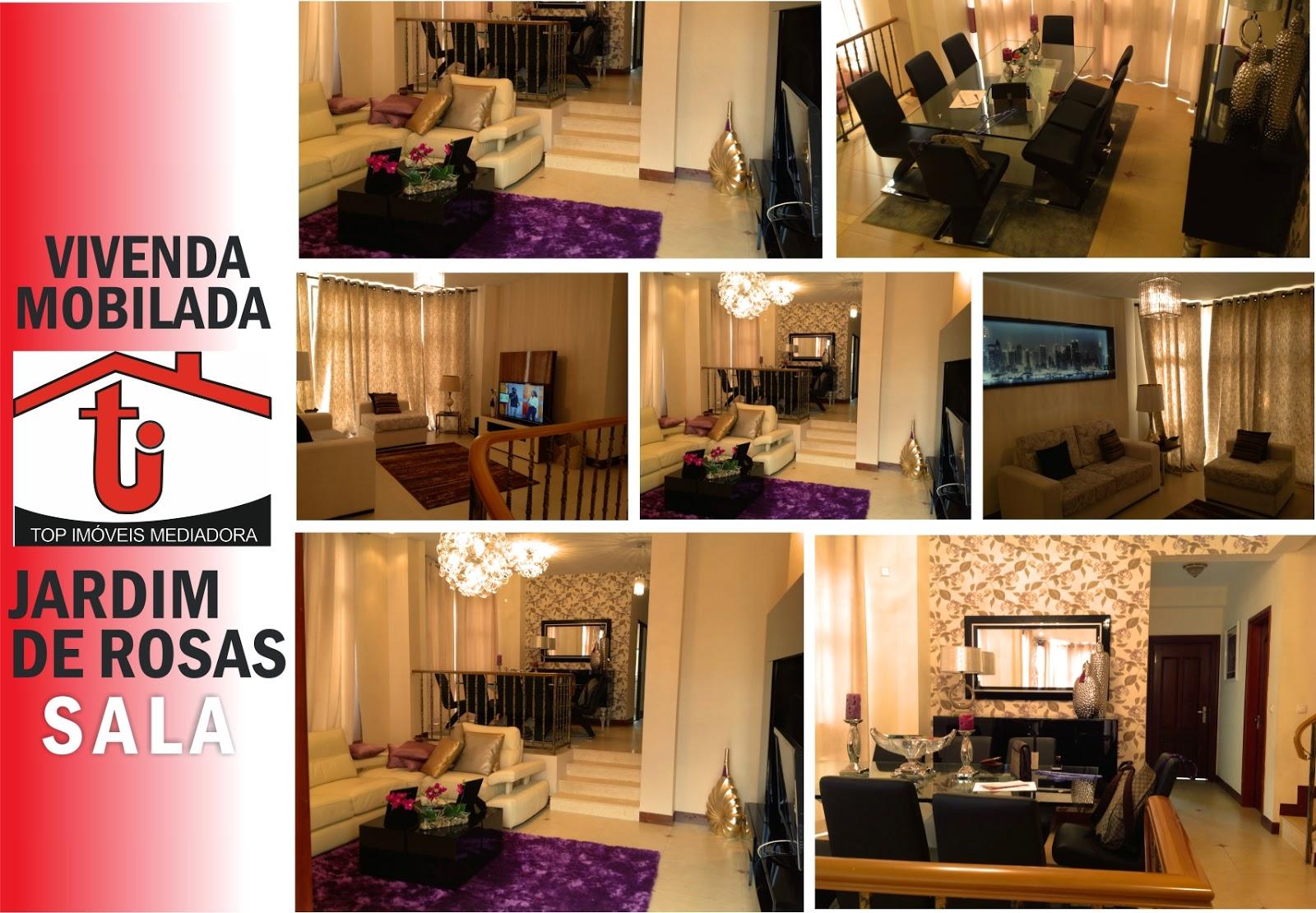 Top Imoveis Mediadora CONDOMINIO JARDIM DE ROSAS, VIVENDA V4 EM