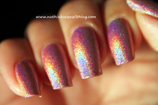 Color Club Halo Hues 2013 Collection Swatches Miss Bliss