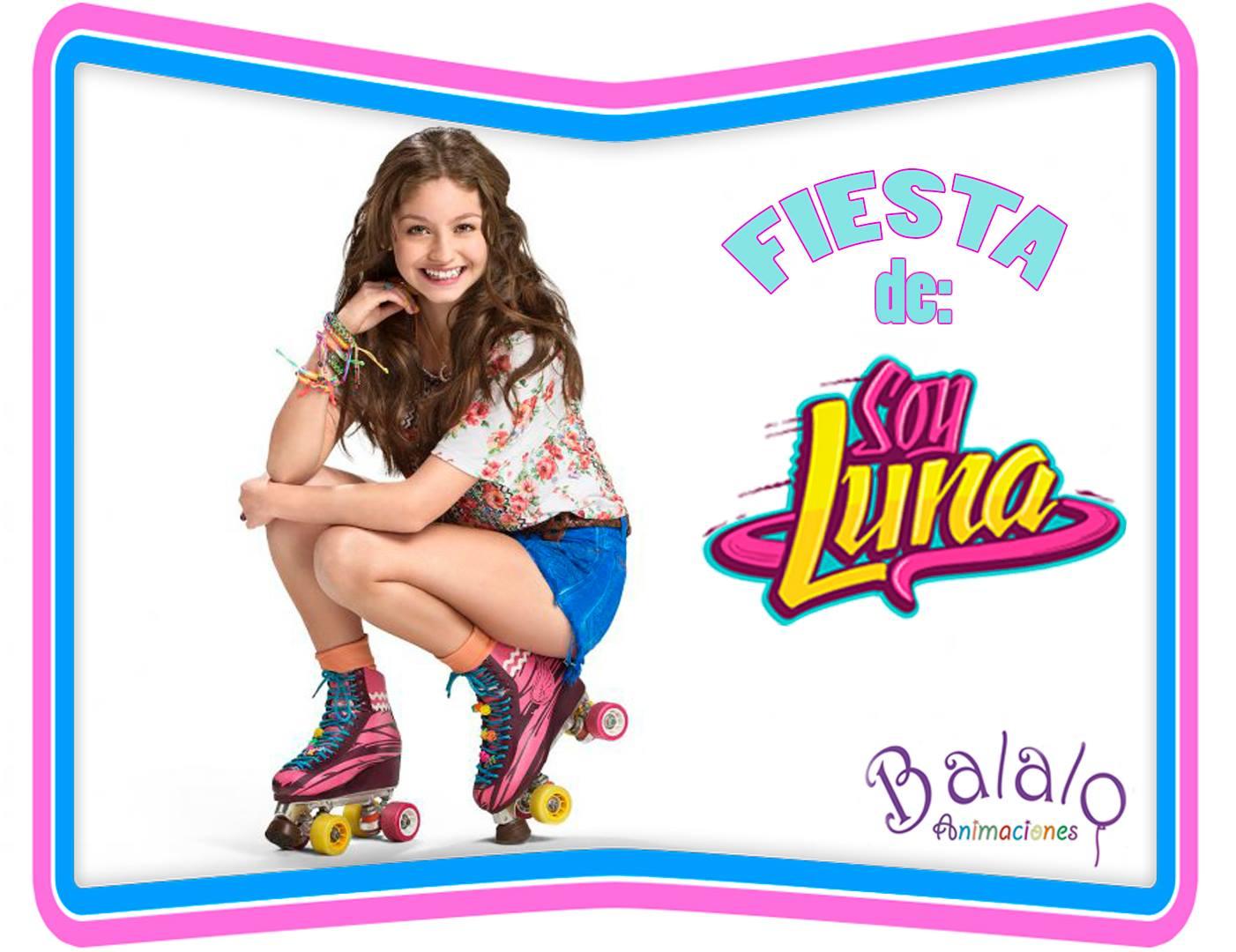 """FIESTA DE """"SOY LUNA"""""""