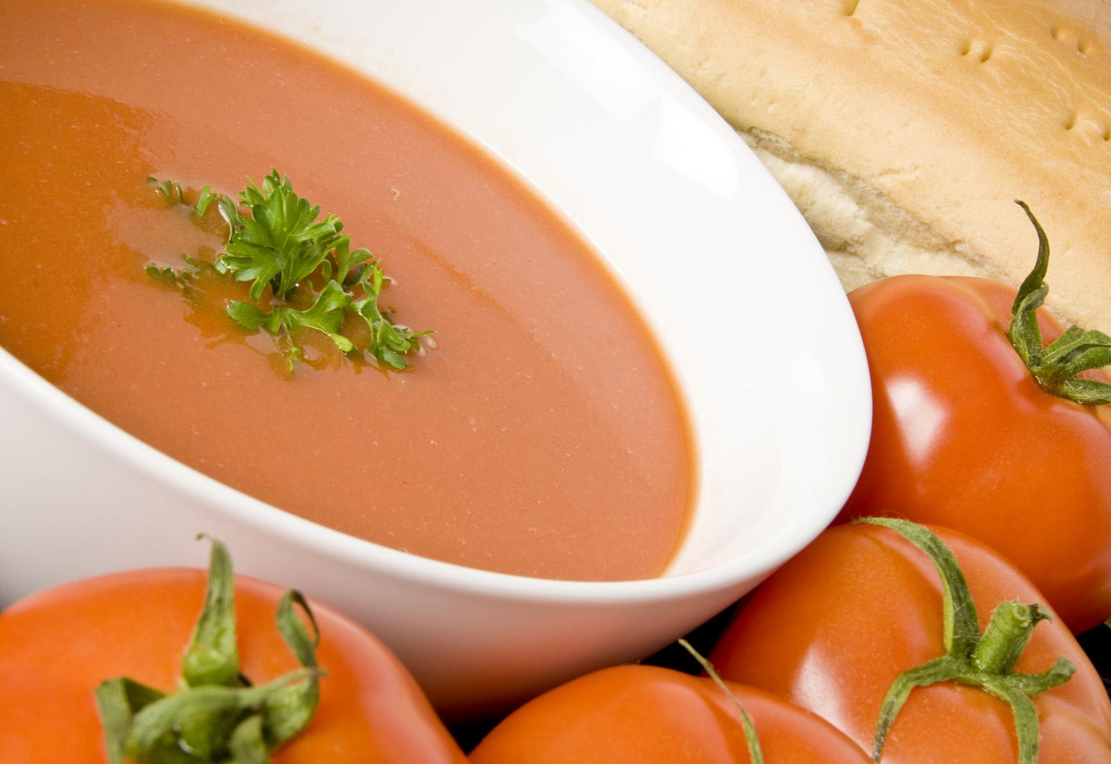 Thermomix Przepisy Thermomix Zupa Pomidorowa
