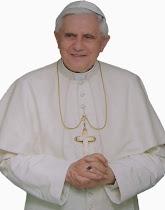 Obrigado Bento XVI