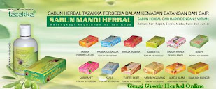 Aneka Sabun Herbal Tazakka