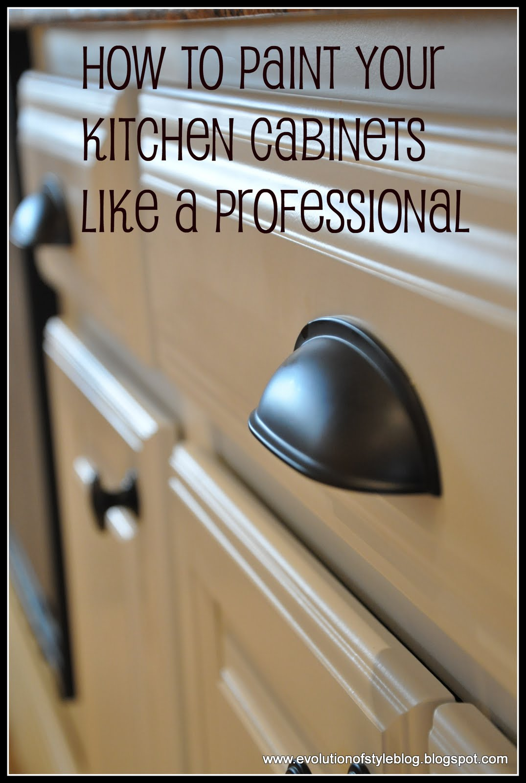 To Paint A Kitchen How To Paint Your Kitchen Cabinets Like A Pro Evolution Of Style