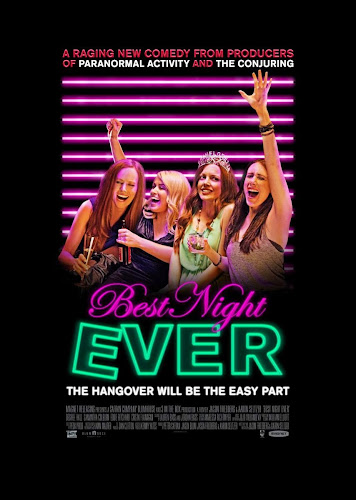 Best Night Ever (BRRip HD Inglés Subtitulada) (2014)