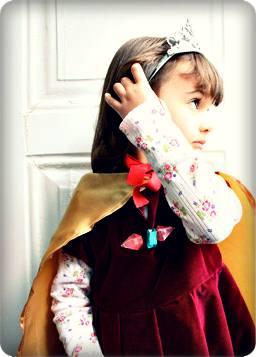 A filha do REI espera seu Príncipe!