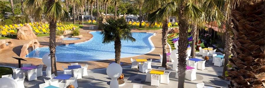 camping resort sangulí salou - tarragona < cataluña - campings en españa