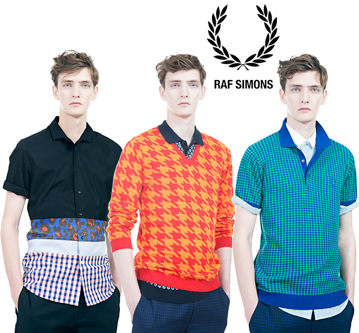 Raf Simons x Fred Perry - One of the best menswear collaborations