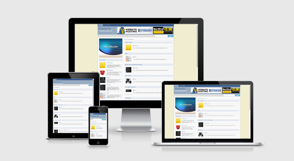 Fun Sense Responsive Blogger Template