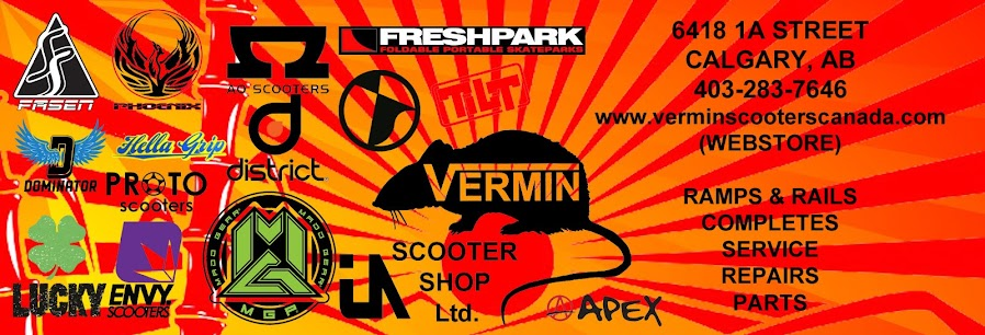 Vermin Scooter Shop