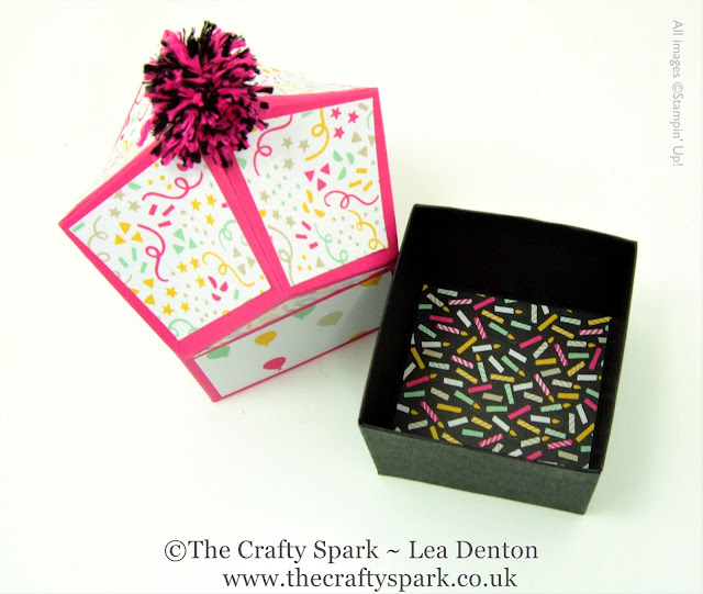 its my party designer series paper stampin up uk