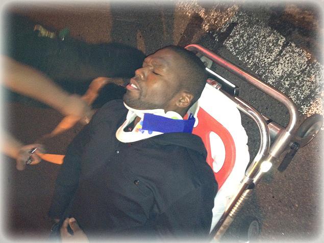 50 Cent Hospitalizado luego de accidente - Farándula Internacional