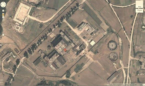 Fasilitas nuklir Yongbyon Korea Utara