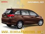 Eksterior Mobil Honda Mobilio