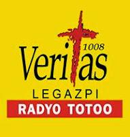 Veritas Legazpi 1008 Khz