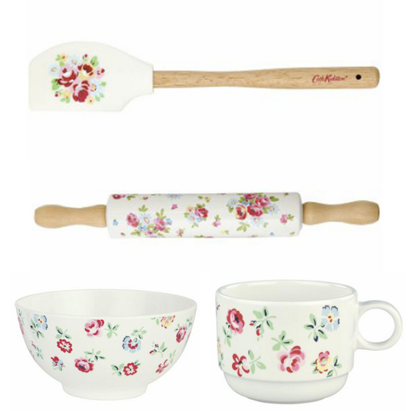 Cath+Kidston+Spring+Summer+2013+Floral+Kitchen+Items Spring Colours and Products for your Home | Cath Kidston Spring and Summer 2013