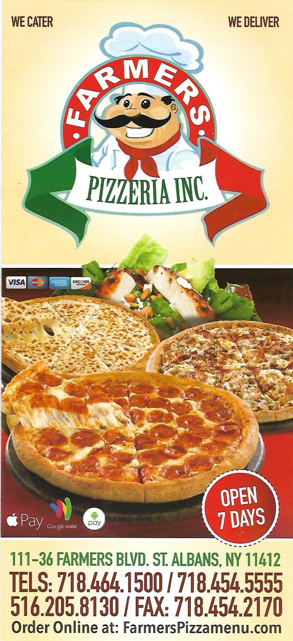 Order Delicious Pizza and So Much More Just Or Call 718-464-1500