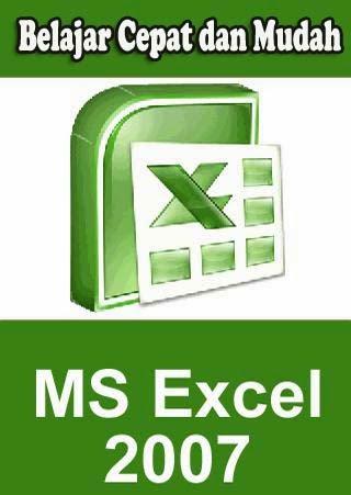 Belajar Microsoft Excel Pemula Mahir Dalam Sekejap