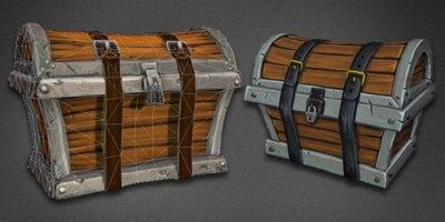 Download [3dmotive] Workflow Series: The Treasure Chest (2012)