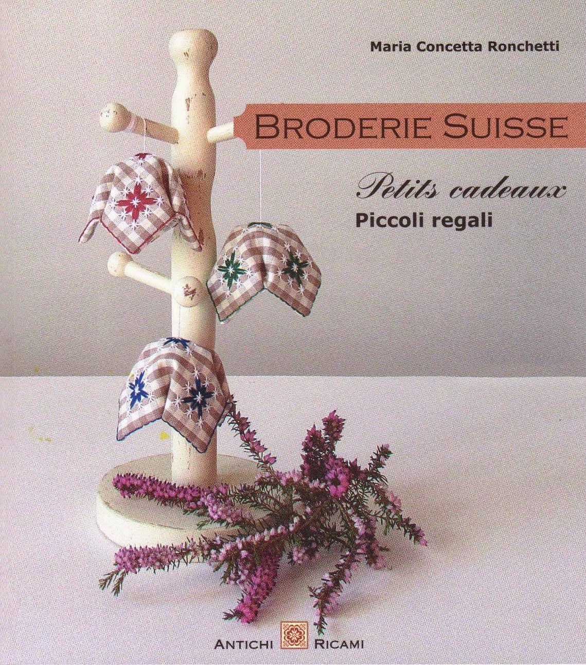 Broderie suisse, Petits cadeaux, Piccoli regali