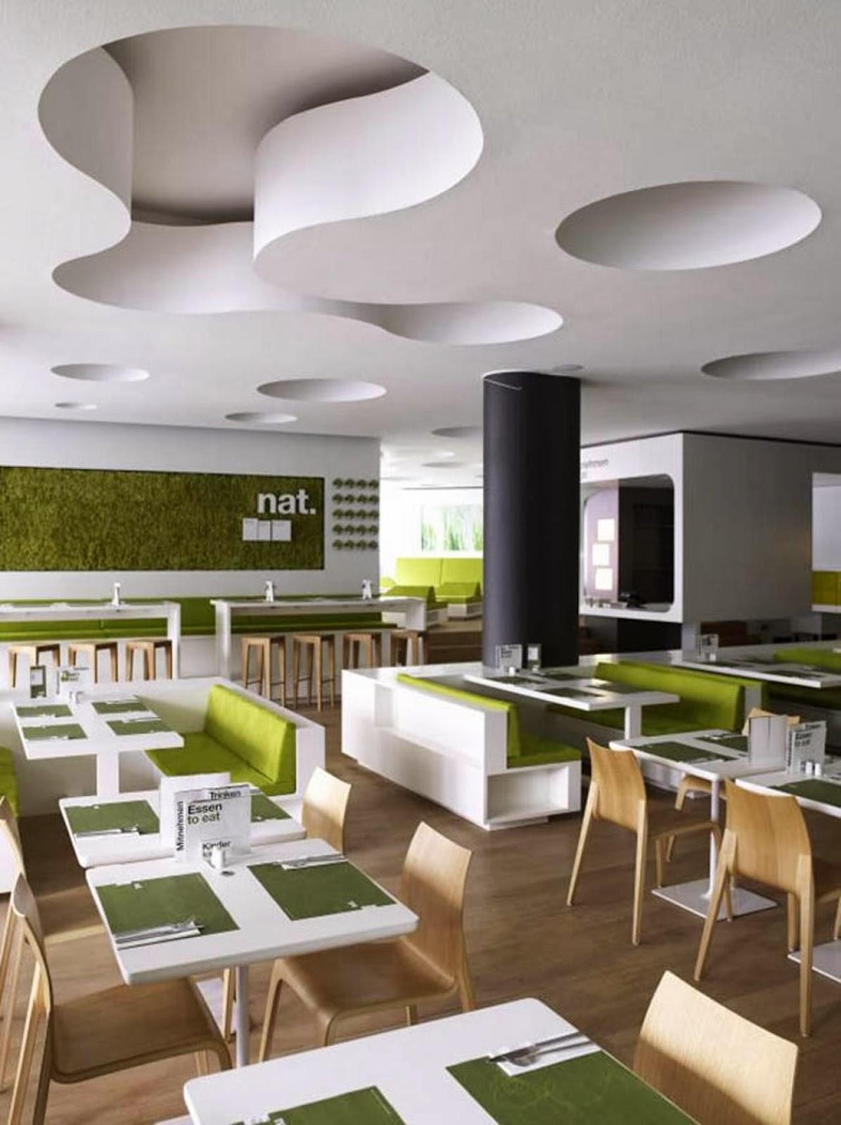 modern restaurant interior design ideas 1