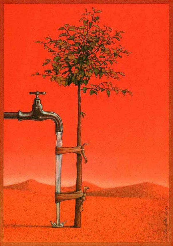 Realita Kehidupan air