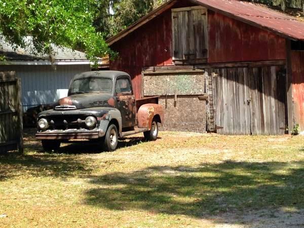 Barn Find 1951 Ford F1 Pickup Truck Auto Restorationice