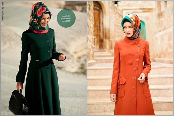 Model Blazer Wanita Muslimah Hairstyle Gallery